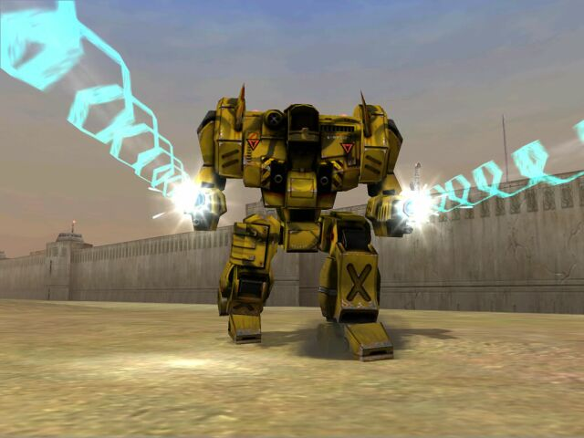 Mechwarrior 4 Mercenaries freeware download - The Game Engine